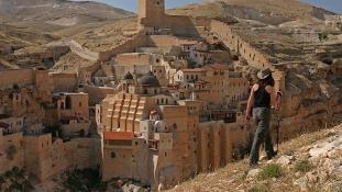 A kolostor, ahol mi sem változott 1500 éve – a világörökség része lehet a Betlehem melletti helyszín