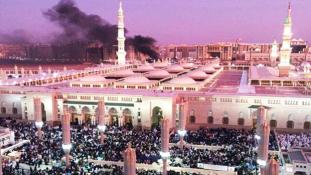 Nem a mostani volt az első merénylet iszlám szent hely ellen Szaúd-Arábiában