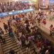 160 állomás, napi 2,4 millió utas a delhi metróban – képriport