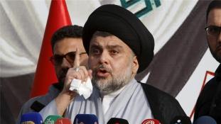 Irakban az amerikaiak megtámadására buzdítja híveit a befolyásos síita imám
