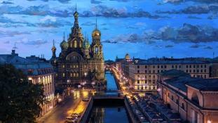 +7 812 930 1703: Szentpétervár, tessék!