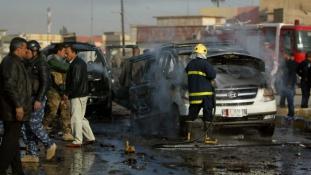 Gyerekek és nők az áldozatok között – megint pokolgépet robbantottak Irakban