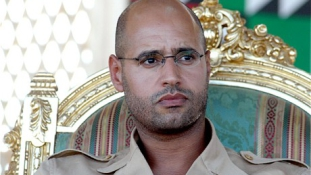 Kadhafi kedvenc fia, az egykori trónörökös szabad