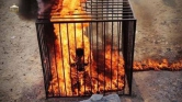 Kétéves kislányt égetett halálra az Iszlám Állam