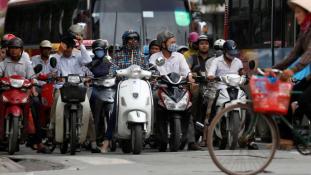 Betilthatják a motorokat Vietnamban?