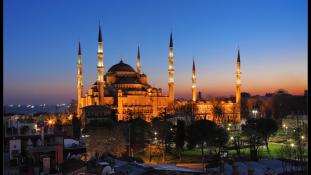 Jelképek harca – 81 év után megint az Hagia Szophiából hívta imára a muszlimokat a müezzin