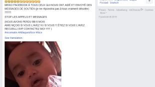 Támadás Nizzában: elveszítették 8 hónapos babájukat a menekülő tömegben