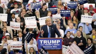 Most már hivatalos: Trump a republikánusok elnökjelöltje