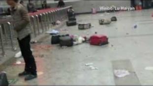 Videót tett közzé az Iszlám Állam a németországi fejszés támadóról