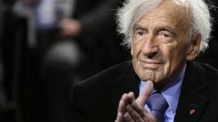 Gyász: vezető amerikai politikusok méltatták Elie Wieselt