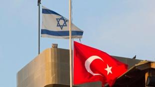 Rendeződni látszik a viszony Izrael és Törökország között