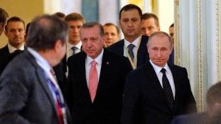 Túl nagy lett az orosz-török barátság?
