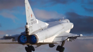 Iránból indultak az orosz bombázók az iszlamisták ellen