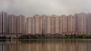 Kína modern szellemvárosai