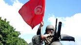 Katonákat robbantottak fel Tunéziában