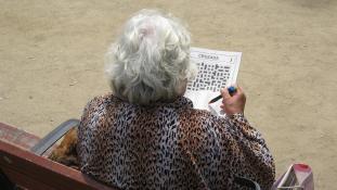 Meglepetés a múzeumban – egy 90 éves nő kitöltötte a művészetnek szánt keresztrejtvényt