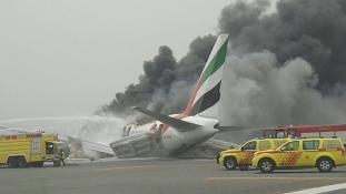 Halálos áldozata is volt az Emirates-tűznek