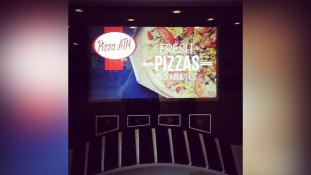 Pizza az automatából – robotszakács receptje a nyerő Cincinnatiben