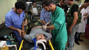 Obamától kértek segítséget aleppói orvosok
