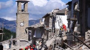 Múzeumokban gyűjtenek ma pénzt az újjáépítéshez az itáliai földrengés után