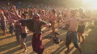 Zöld fesztivál volt az Ozora – fotók