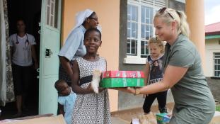 Akarsz önkéntesnek menni Afrikába? Lehet!