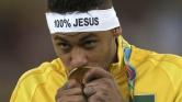 Neymar – 100%  Jézus