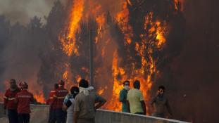 Többen meghaltak, ezer embert kitelepítettek Madeiráról erdőtűz miatt