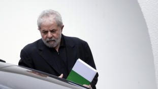 Korrupciós vád Lula exelnök ellen Brazíliában