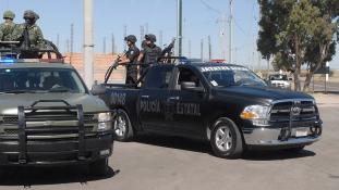 Rendőrök végeztek ki 22 embert Mexikóban