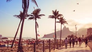 Ilyen Brazília, ahova péntektől az egész világ figyel