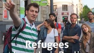 Berlin egy menekült szemével – új túra Németország fővárosában