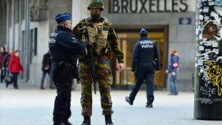 Megtámadták az üres kriminológiai intézetet Brüsszelben