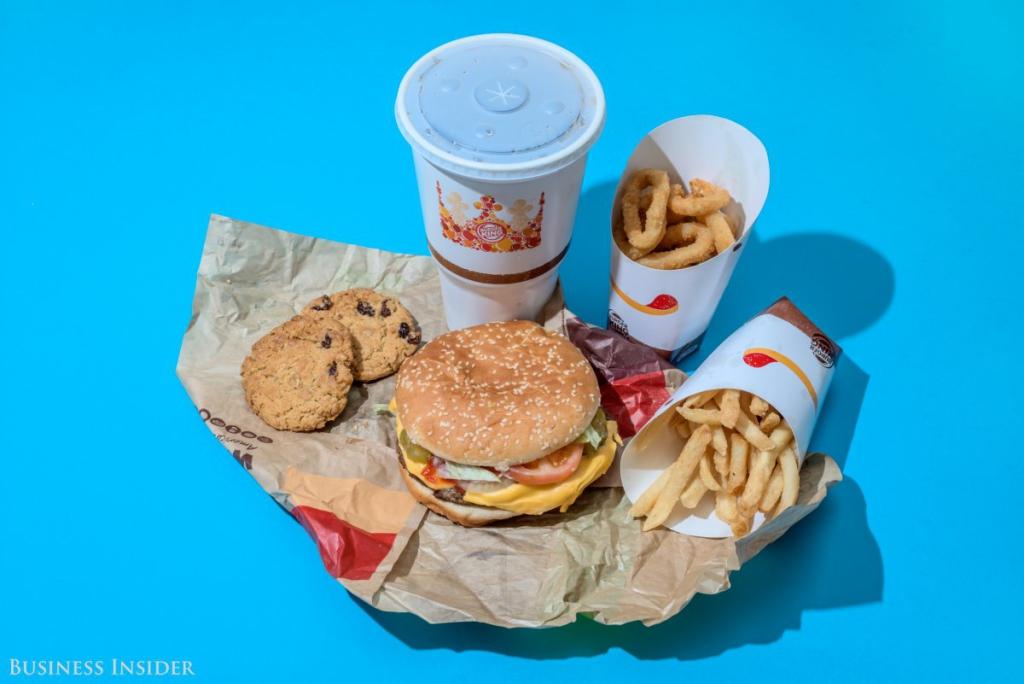 Burger King - 2990