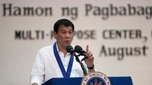 Kiakadt az ENSZ-re a Fülöp-szigetek elnöke – kiválással fenyegetőzik