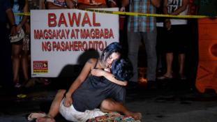 Több száz áldozata van a fülöp-szigeteki drogháborúnak