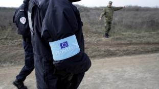 Csaknem 70 ezer embert mentett ki a tengerből január óta a Frontex