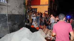 Véres mennyegző – több mint 50 halott és 94 sebesült Törökországban