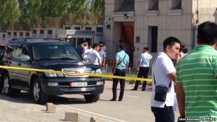 Öngyilkos merénylő robbantotta fel magát a kínai nagykövetségen Kirgizisztánban