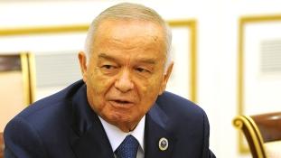 Orosz hírügynökség: elhunyt az üzbég elnök