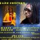 Lesz afro-jazz koncert szombaton, de más fellépővel