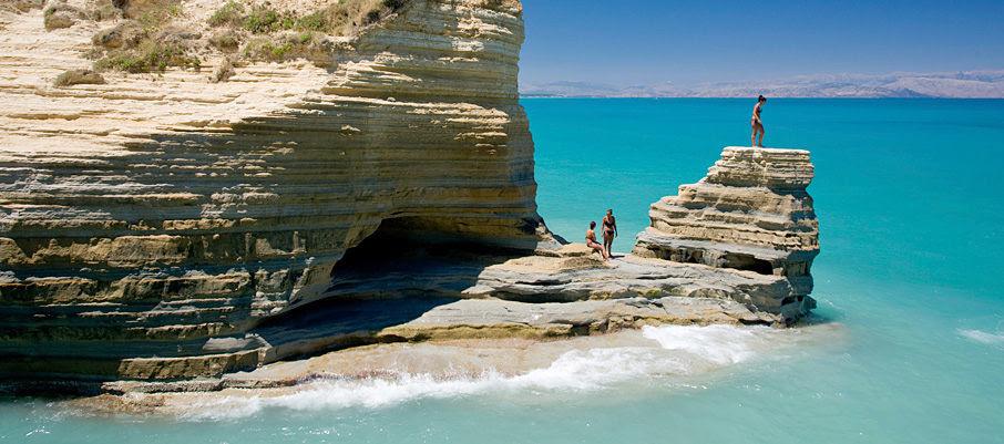 Legendák ölelésében – kedvelt hely Korfu