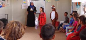 Menekültek Kurdisztánban
