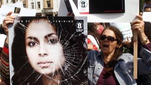 Felgyújtotta magát egy megerőszakolt marokkói lány