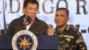 Lemelegezte az amerikai nagykövetet a Fülöp-szigetek elnöke