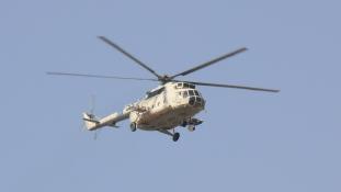 Orosz katonai helikoptert lőttek le Szíriában: 5 halott