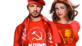 Erős nők és szexi Lenin: orosz választási plakátok