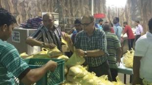Nem maradtak éhen az indiai munkások Szaúd-Arábiában