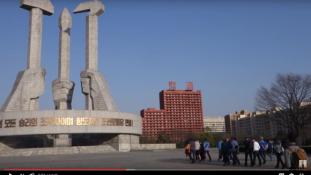 Látványos vlog Észak-Koreából