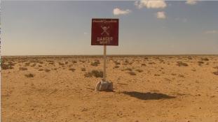 Hajsza a sivatagban – náci aknák után kutat az Iszlám Állam Egyiptomban